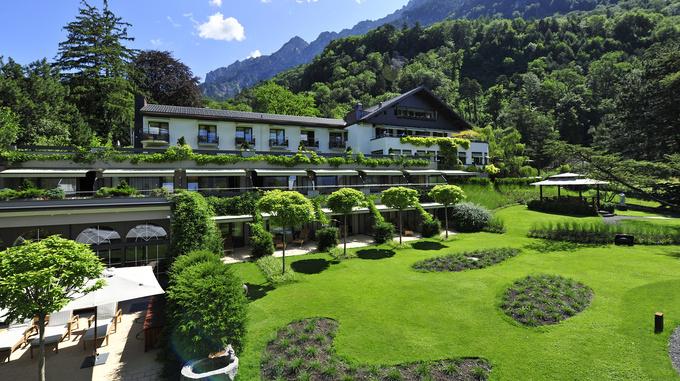 Park Hotel Sonnenhof****Superior - Liechtenstein