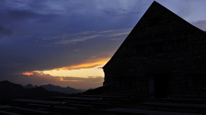 Pfälzerhütte Malbun