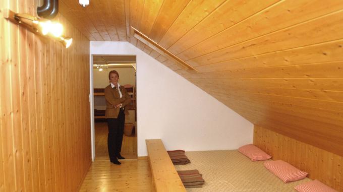 Berggasthaus Sücka Steg Dormitory
