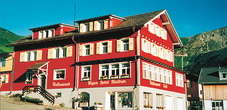 The Alpenhotel in Malbun is over 100 years old