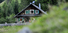 The Gafadurahütte hut