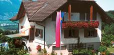 Die Frühstückspension Kaiser in Schellenberg