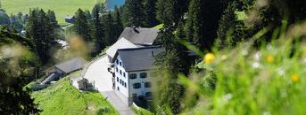 Berggasthaus Sücka in Steg