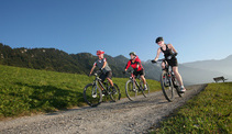 Mountainbike Triesenberg