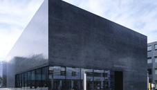 The Liechtenstein Museum of Fine Arts in Vaduz