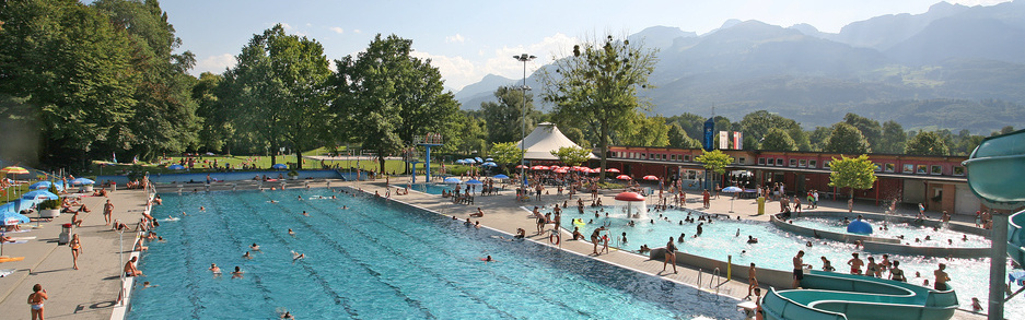 Mühleholz swimming pool