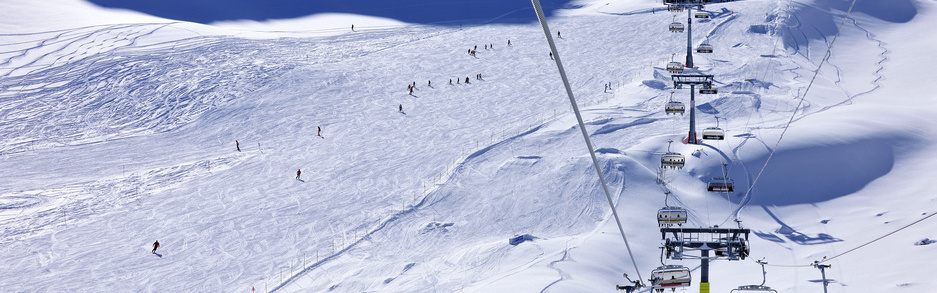 Skilift Malbun