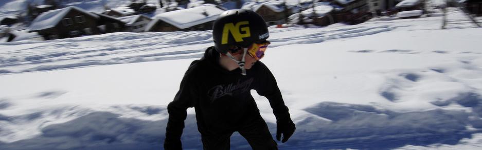 Snowboard Malbun