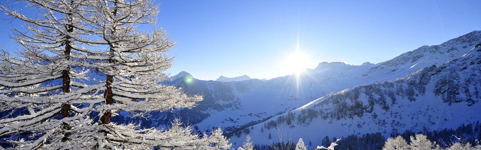 Malbun Winterlandschaft