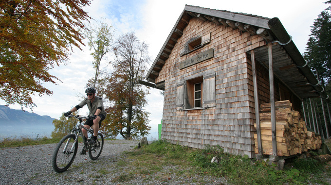 Mountainbike Mauerberg