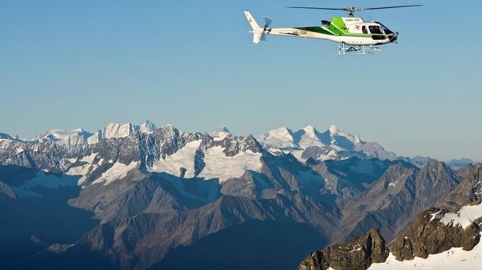 Helikopterrundflüge Balzers