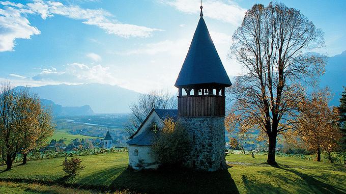 Kapelle St. Mamerten Triesen