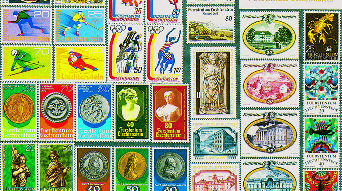 Музей почтовых марок в Вадуце - Postmuseum, достопримечательности Вадуца, Лихтенштейна, путеводитель по Вадуцу