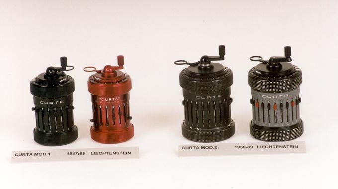 Rechen- und Schreibmaschinenmuseum