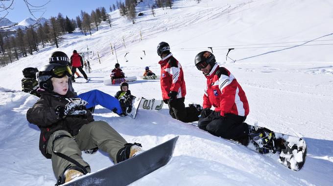 Schneesportschule Malbun