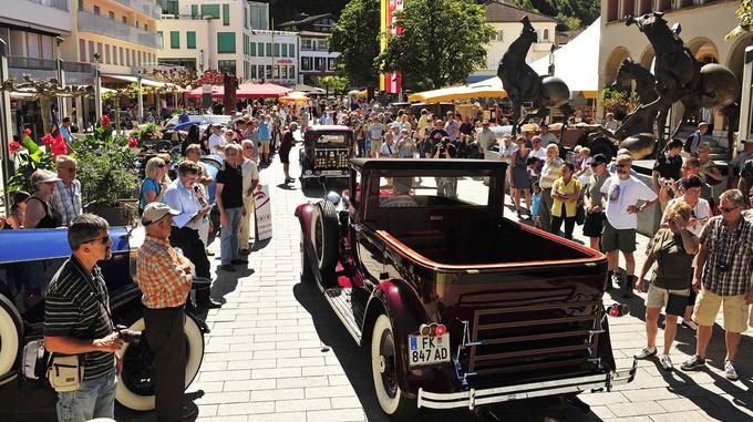 Oldtimer Vaduz