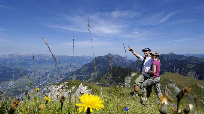Rappenstein Hike - Liechtenstein