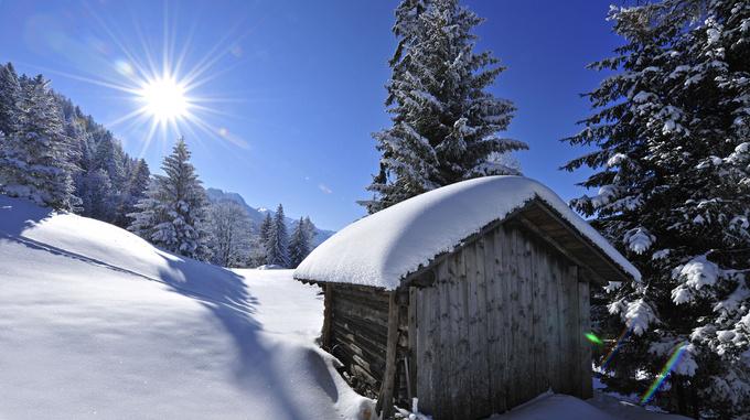 Winter Hike Malbun
