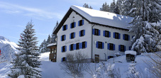 Berggasthof Sücka Winter