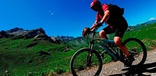 Mountainbike Malbun