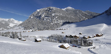 Landscape Steg Winter