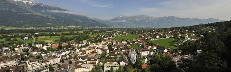 Städtle Vaduz