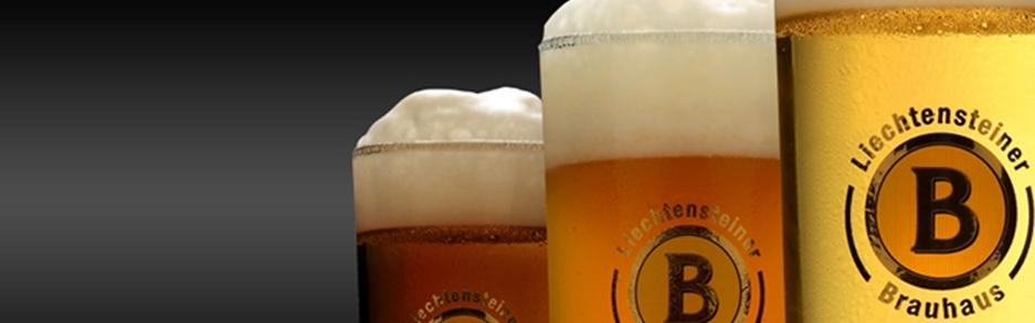 Liechtenstein Brauhaus Beer