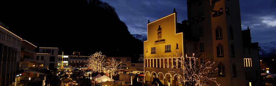 Weihnachtsmarkt Vaduz