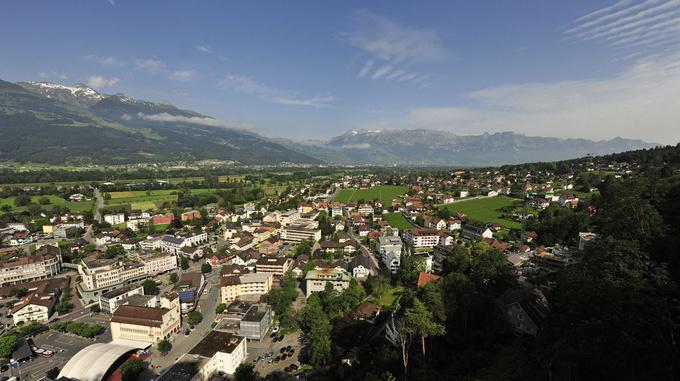 Town Vaduz