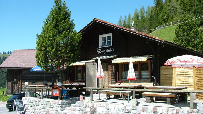 Restaurant Bergstübli Steg