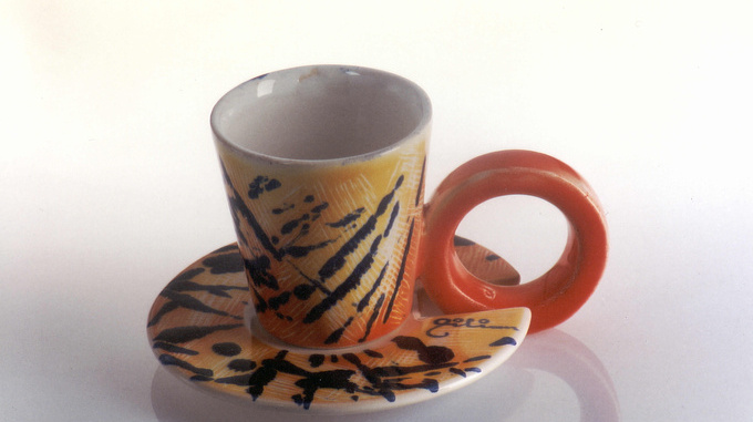 Keramik Schädler