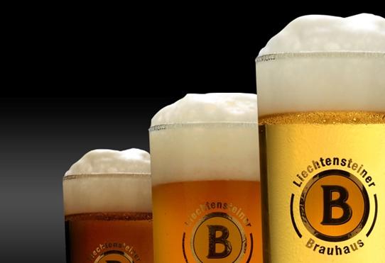 Liechtensteiner Brauhaus Bier