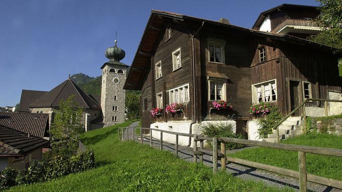 Walserhaus Triesenberg