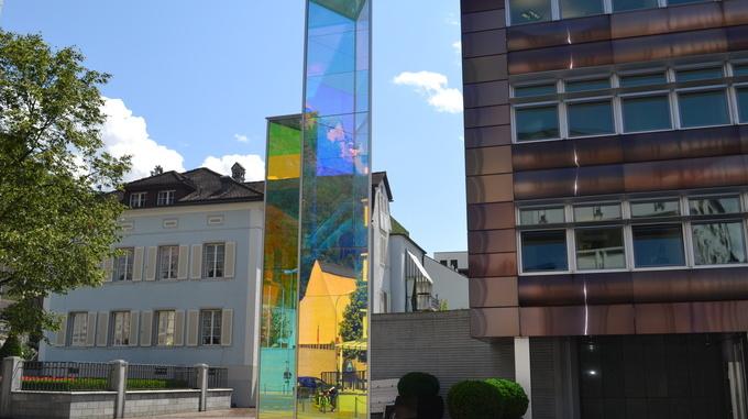 Sculpture Tour Vaduz