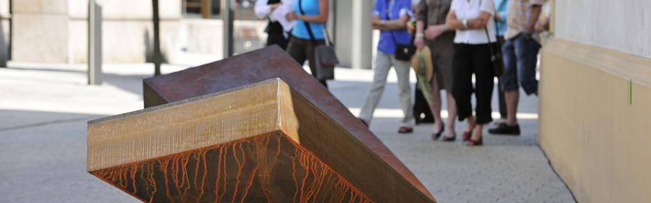 Skulpturenführung Vaduz