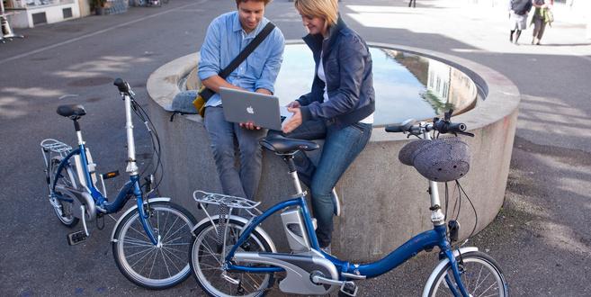 Fahrrad Velo Stadt Winterthur