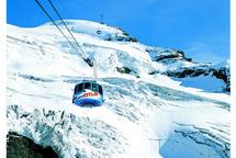 Mount Titlis - eternal snow