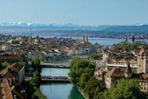 Zurich city sight seeing