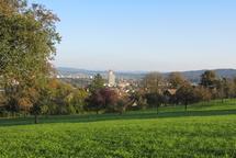 Gallispitz Winterthur Aussicht