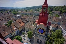 Top of Winterthur