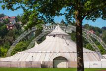 Das Zelt WInterthur