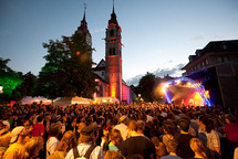 Kirchplatz - Musikfestwochen Winterthur