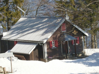 Mont dOr Mountain Hut, Vallorbe