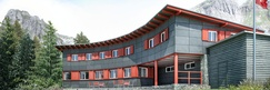 Neueröffnung Ortstockhaus