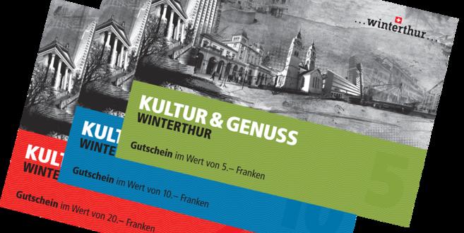 Kultur & Genuss Gutschein