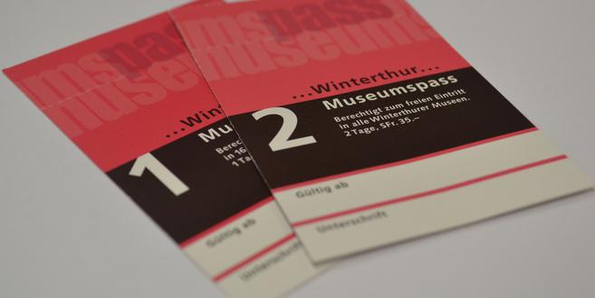 Museumspass Winterthur - Kunst & Kultur Stadt