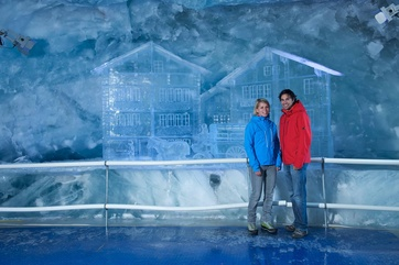 Glacier palace