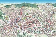 Erlebniskarte - Stadtplan