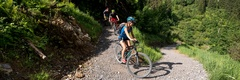 Neue E-Mountainbike-Route in Braunwald