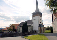 Churches around Romont